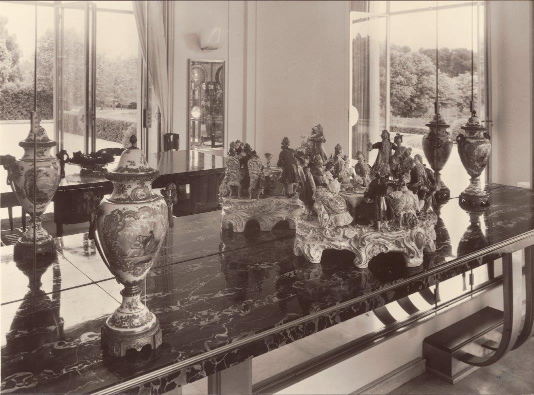 Casa de Serralves, década de 1940 (?).